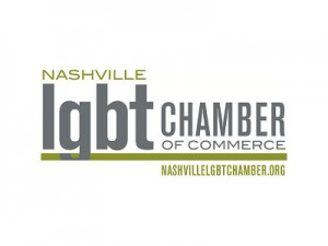Nashville LGBT Chamber of Commerce logo