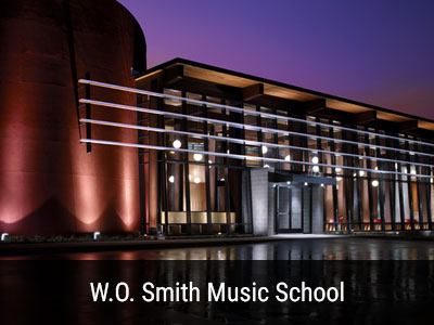 W.O. Smith Music School