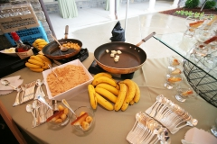 Bananas Foster Station