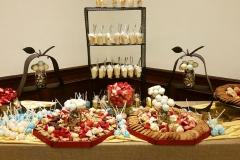 Petite Dessert Display