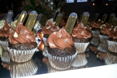 Spiked Cupcakes