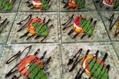 Individual Caprese Salads