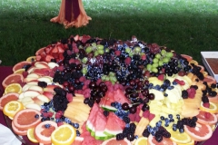 Large Fruit Display