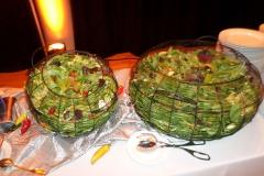 Mixed Green Salad Bowls