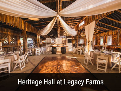 Heritage Hall at Legacy Farms
