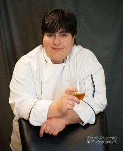 Chef Eleni bourbon